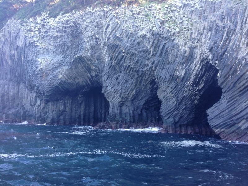 七ツ釜洞窟2